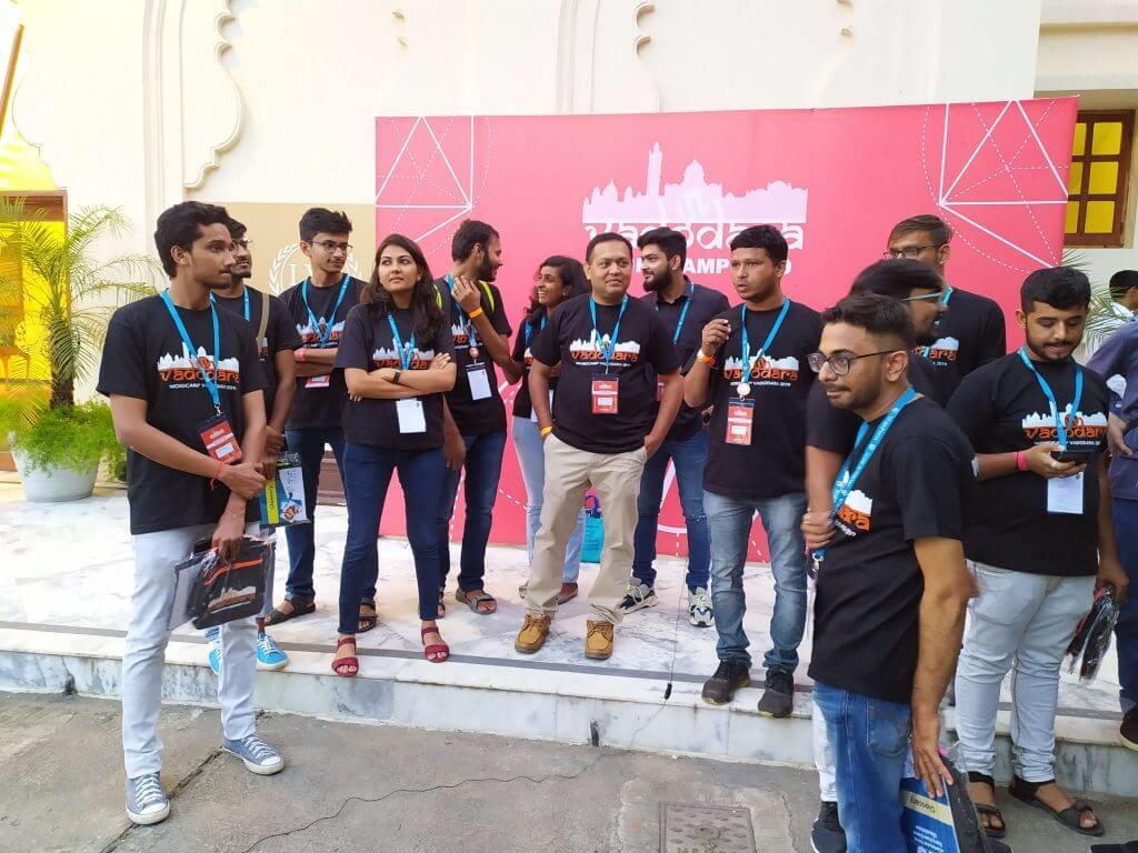 Awesome Volunteers Team