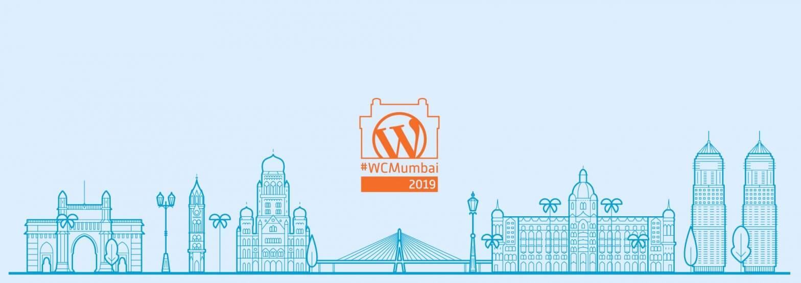 WordCamp Mumbai 2019 Banner